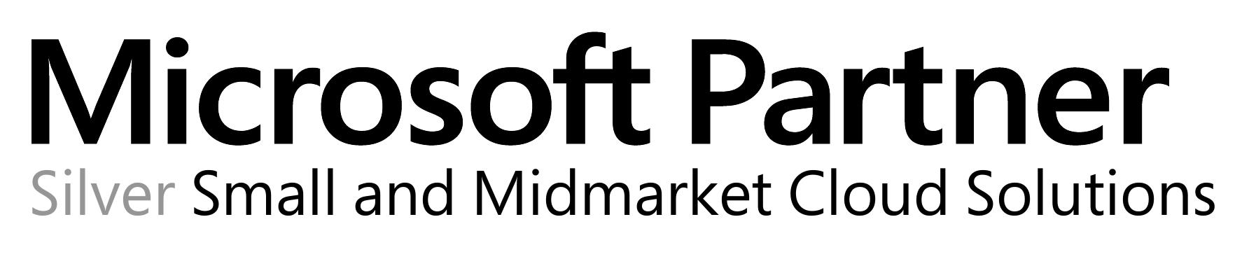 Microsoft Silver Small and Midmarket Cloud Solutions Logo