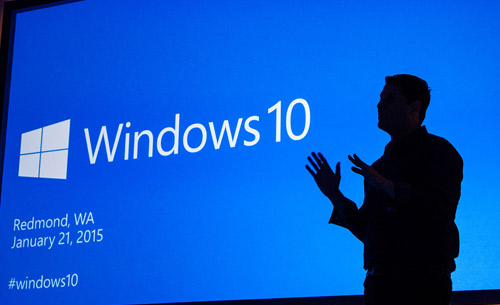 Microsoft Windows 10 Live Event