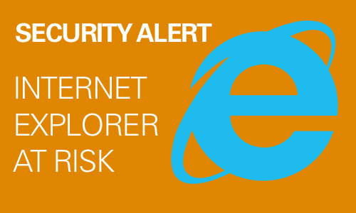 IE Security Alert